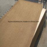 panel duro llano de calidad superior de 1220*2440m m *2mm-6mm para los muebles