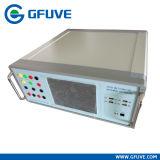Gf302 Portable trifásicas AC/DC indicando o quadro do equipamento de teste