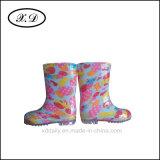 Gaines de PVC de pluie de mode pour les enfants (BX-016)