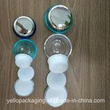 Kundenspezifische leere kosmetische Flaschen-Acrylflaschen-Plastikflasche