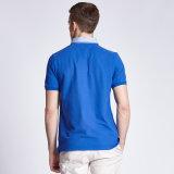 Chemises 100% de polo neuves de vente chaudes en gros de coton de modèle d'usine