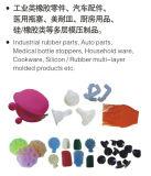 Peças automotrizes da borracha de silicone que Vulcanizing a maquinaria feita em China