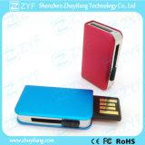전용량 사용자 데이터그램 프로토콜 칩 책 모양 금속 USB 드라이브 (ZYF1113)