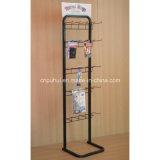 Promoción de la tienda de piso de alambre y el soporte de la pantalla de metal (PHY375)
