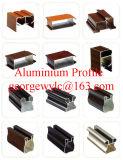6061 het 6063 Geanodiseerde Profiel van het Aluminium van het Profiel van het Aluminium van de Uitdrijving van het Aluminium van de Elektroforese van de Deklaag van het Poeder