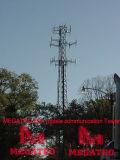 Torretta di comunicazione su mezzi mobili di Megatro 65m