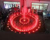 De Fabriek Specilized van Guangzhou in de Muzikale Fontein van het Roestvrij staal