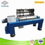 水処理のためのLw450水平のタイプ螺線形の排出の遠心分離機機械
