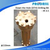 Bit do martelo de DHD350 DHD360 DHD380 DTH