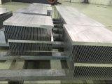 Dissipatore di calore legato su ordinazione dell'alluminio del dissipatore di calore dell'aletta