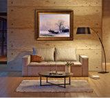 Peinture à l'huile en gros de décoration de qualité, peinture à la maison de décoration, peinture d'art (l'hiver)