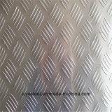 Feuille d'acier inoxydable/plaque gravées en relief ASTM 304 304L