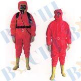 Просто костюм бой пожара Fullseal химически защитный