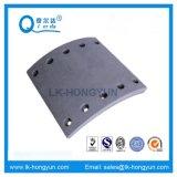 Semi metálico de alta calidad de la guarnición de freno 19094 para BPW 200