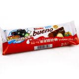 高品質半自動チョコレートエクスポートの水平のパッキング機械価格