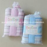 100% coton réutilisable de couches pour bébé doux et Water-Absorbing st009