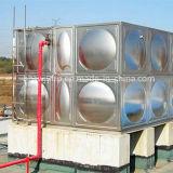 Tanque de água combinado do aço inoxidável