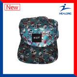 Healong el logotipo de marca ropa deportiva sublimación logotipo bordado de engranaje de las tapas de los hombres