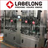 Entièrement automatique de l'eau potable Usine de remplissage de liquide de la machine de ligne