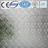 건물을%s 3-8mm 부유물 또는 Tempered 목제 장식무늬가 든 유리 제품