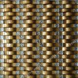 Goldleaf Glasfliesen, Golden Mosaic, Mosaik Wandfliesen