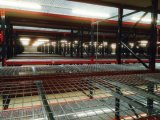 Сваренный гальванизированный Decking ячеистой сети хранения металла