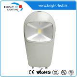 セリウム、RoHSが付いている熱い販売30W /50W極度の明るいBridgelux LEDの街灯