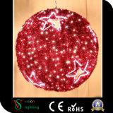 Lumière décorative de balle de guirlande de LED de Noël