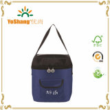 Fitness extérieur 600d Insulated Lunch Bag Cooler Bag pour Frozen Food