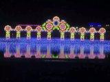 2D Street Lights Motif