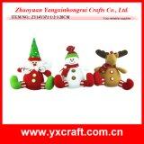 Decoración de Navidad (ZY14Y371-1-2-3) Decoración de Año Nuevo Chino de Navidad Artículos de Decoración