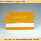 St-PVC Magnetci Stripe Card da China