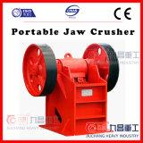 Trituradora de piedra de la clase de quijada de la quijada superior de la trituradora PE600*900 para la explotación minera