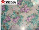 mousseline de soie du polyester 100%Woven pour le tissu de robe d'été de femme