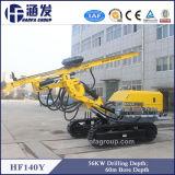 Высокая эффективность Hf140y гидравлический DTH сверлильного станка