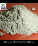 Зеленый порошок карбида кремния для индустрии полупроводника (JIS1000, JIS1200, JIS1500, JIS2000)