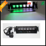 Doppel-Colored SMD Car Interior Lights in Green White Colors