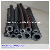 Montage flexible en caoutchouc hydraulique à haute température