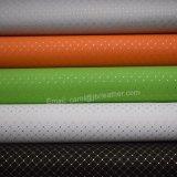 Geprägtes PU-Leder, künstliches dekoratives Leder, verpackengewebe