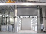 Cabine de pulverizador personalizada do barramento, auto equipamento industrial do revestimento