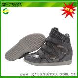 [سبورتي] نمو [هي هيل] نساء حذاء رياضة