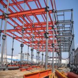 Multi-Storey Steel Fame Edificios comerciales con aspecto agradable