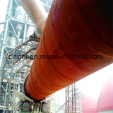 Forno rotante di alta efficienza per la linea di produzione attiva della calce