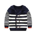 Le Style coréen Chandail de laine d'hiver de l'enfant conçoit les enfants Garçons pullover en tricot de fantaisie Cardigan