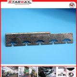 A perfuração personalizada dobrando as peças de estamparia de metal