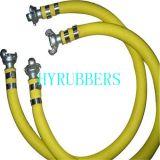 Assemblage van de Slang van de Hamer van de Hefboom van de hoge druk de Gele