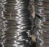 直売の電流を通された鉄ワイヤーを供給する製造