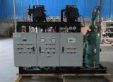 Unidad de condensación del compresor de Refcomp para la conservación en cámara frigorífica