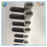 Ons typen de Ovale Metalen kappen van het Aluminium