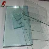 3-19mmclearフロートガラスまたは建物ガラス緩和されたまたは窓ガラスまたはミラーガラス反射または薄板にされたガラスまたはガラスか反射染められるガラス